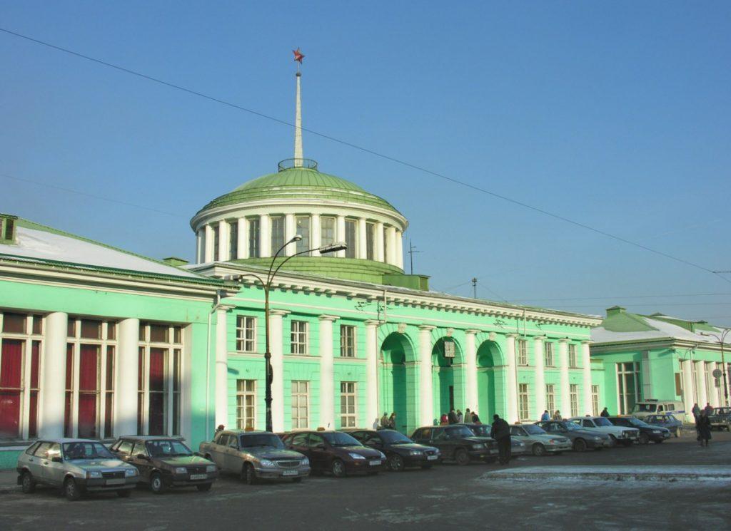 вокзал новый